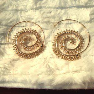 Unisex Geometric Earrings